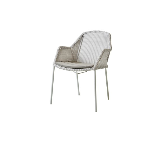 Breeze dining chair  stackable  cushion5464y36 cane line treniq 1 1566214575238