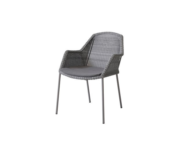 Breeze dining chair  stackable  cushion5464y36 cane line treniq 1 1566214575230