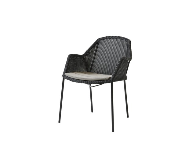 Breeze dining chair  stackable  cushion5464y36 cane line treniq 1 1566214575287