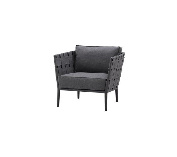 Conic lounge chair incl. cushion set8437sftg cane line treniq 1 1566218587112