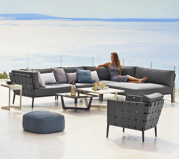Conic lounge chair incl. cushion set8437sftg cane line treniq 1 1566218587327