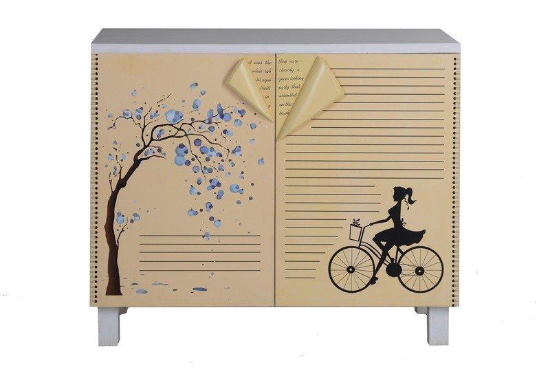 Book cabinet square barrel treniq 2