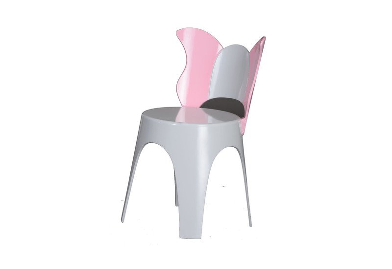 Elephant chair square barrel treniq 1