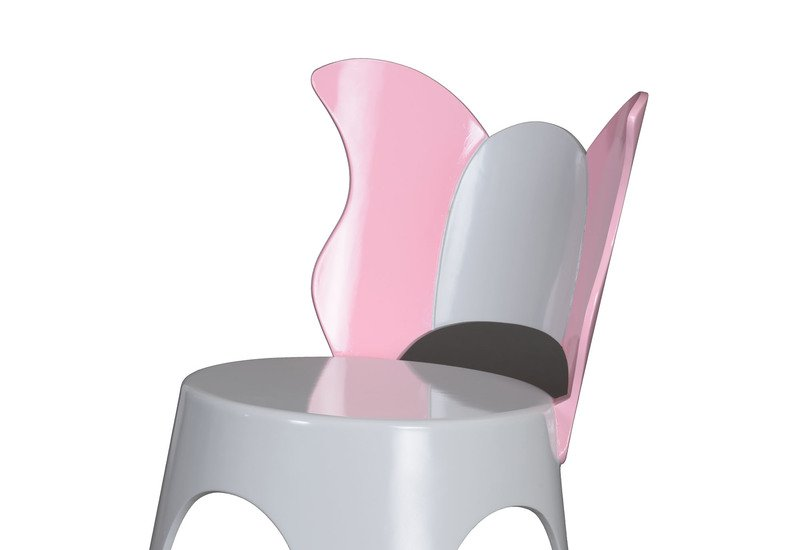 Elephant chair square barrel treniq 3