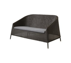 Kingston-2-Seater-Lounge-Sofa,-Seat-Cushion-5550-Ysn95_Cane-Line_Treniq_0