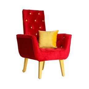 Polka-Dot-Chair_Square-Barrel_Treniq