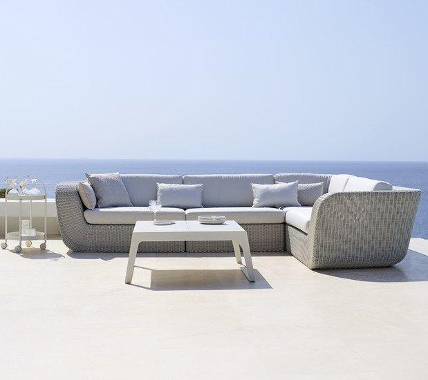Savannah 2 seater sofa module  right5539w cane line treniq 1 1566307467829