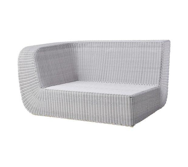 Savannah 2 seater sofa module  right5539w cane line treniq 1 1566307467803