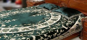 Bed-Cover-Silk-Velvet-And-Net_Passionhomes-By-Sarla-Antiques_Treniq_0