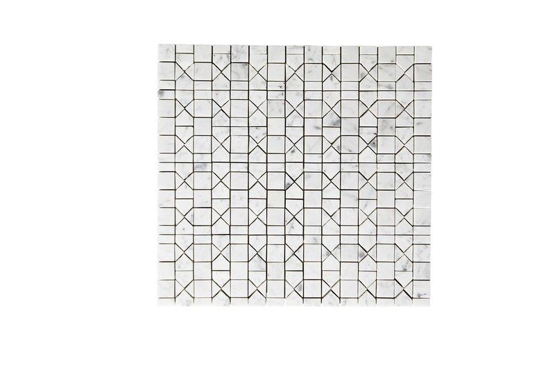 Paesaggio bianco carrara texture 4