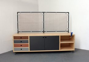 Oliver-Children's-Pine-Workbench-With-Plywood-Drawers-And-Doors-Finished-Wi_Urban-Grain_Treniq_0