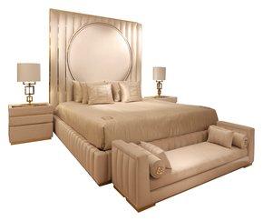 High-End-Velvelt-Modern-Bed-Signature_Fertini-Casa_Treniq_0