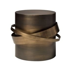 Orbit Bronze Accent Table