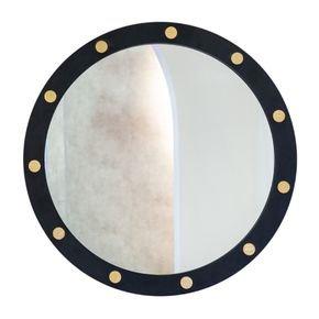 Cluster Round Mirror