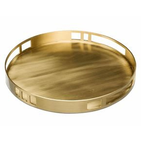 Escape Brass Tray