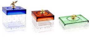 Color Crystal Turtle Box