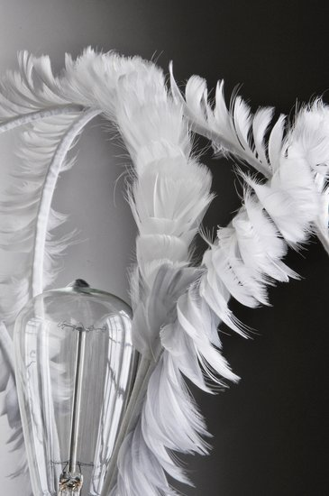 Zephyr suspension en plumes par plumavera 1