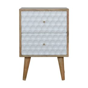 Honeycomb-Carved-Bedside-With-2-Drawers-In921_Artisan-Furniture_Treniq_0