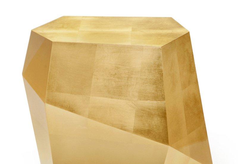 Three rocks high table gold leaf insidherland treniq 2