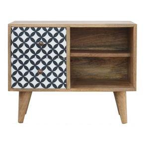 District-Diamond-Patterned-Mini-Cabinet-In727_Artisan-Furniture_Treniq_0