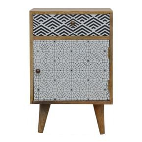 Mixed-Pattern-Bedside-In730_Artisan-Furniture_Treniq_0