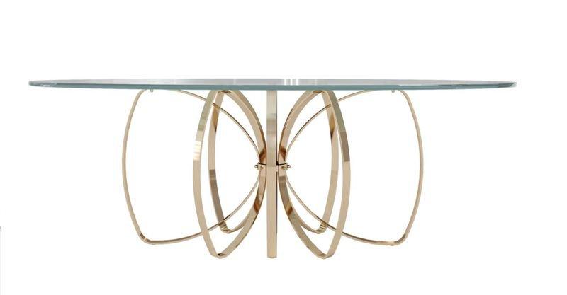 Elle oval dining table jetclass treniq 1 1572432694823