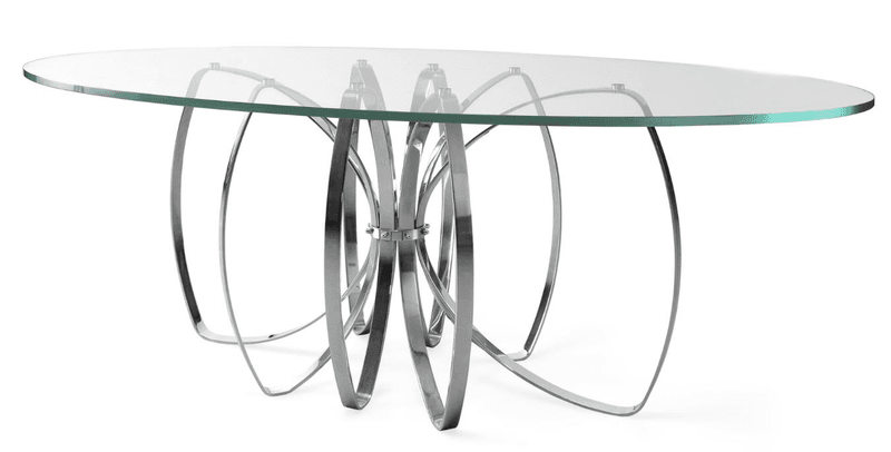 Elle oval dining table jetclass treniq 1 1572432694821