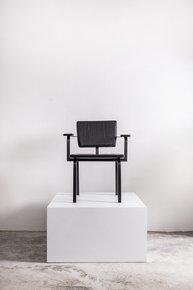 Zeno Chair (Ashwood) by NICO Furniture