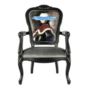 Blue-Mark-Portrait-Printed-Armchair_Mineheart_Treniq_0