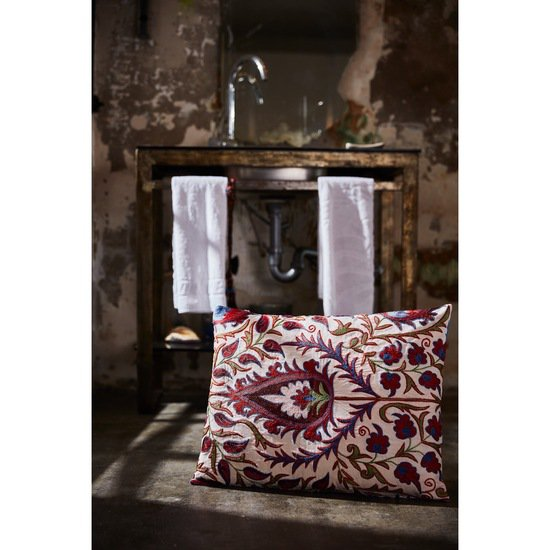 Hagia sophia istanbul suzani cushion double sided with ikat heritage geneva treniq 1 1572943205645