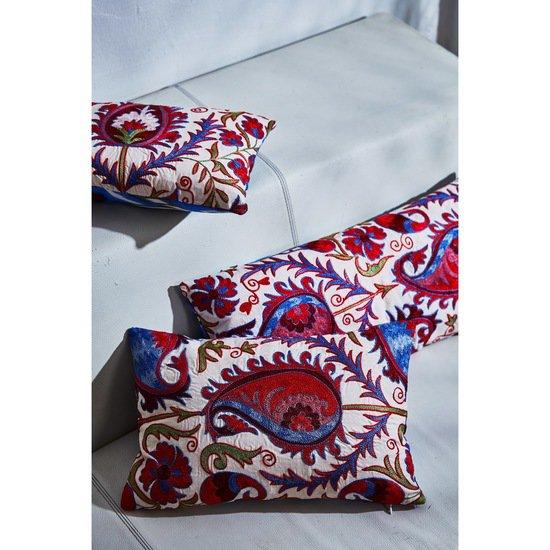 Hagia sophia istanbul suzani cushion double sided with ikat heritage geneva treniq 1 1572943223049