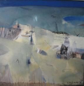 'Like-A-Shell-On-The-Beach'-36-X-36-Inch-Canvas_Verandah-Art_Treniq_0