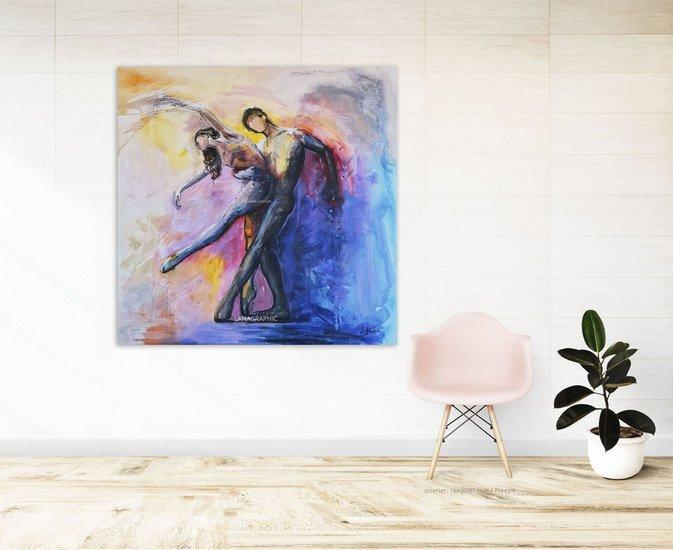 Dancing with a stranger painting svetlana leuchuk treniq 1 1573145226035