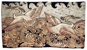 Heron-Pillow_Via-Venezia-Textiles_Treniq_0