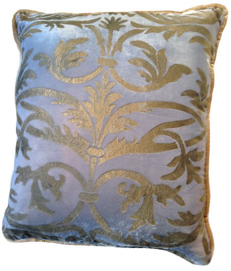 Ramage pillow via venezia textiles treniq 2 1573448772607