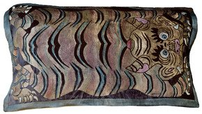 Carpet-Tiger-Pillow_Via-Venezia-Textiles_Treniq_0