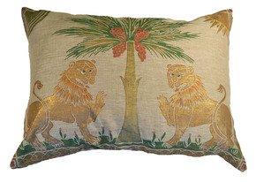 Ruggero-Lions-Pillow_Via-Venezia-Textiles_Treniq_0