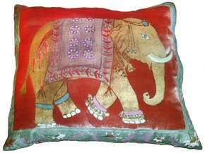 Elephant-Pillow_Via-Venezia-Textiles_Treniq_0