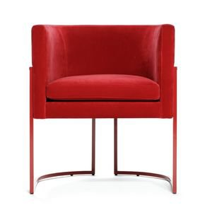 Julius Red Chair