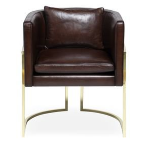 Julius Leather Chair