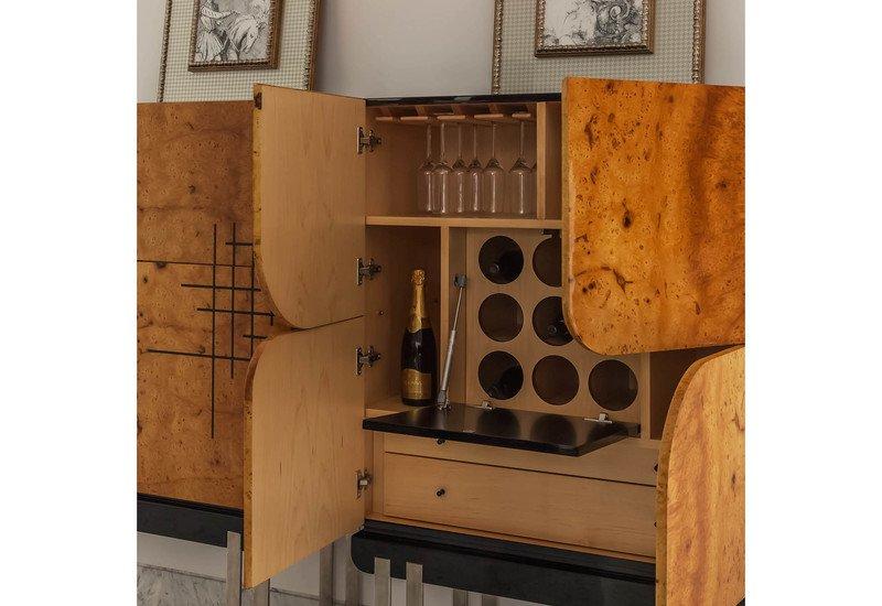 Silhouette Cabinet Contemporary by Prime Design | Treniq
