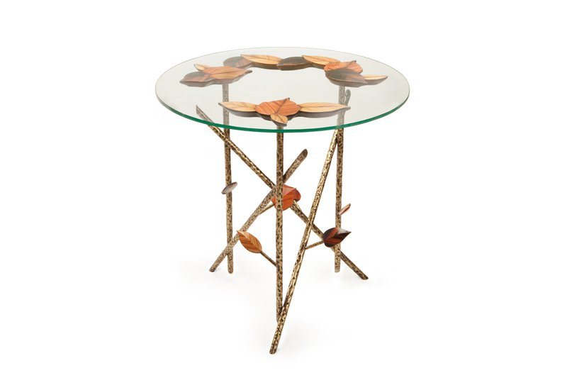 Tree branches side table insidherland treniq 2