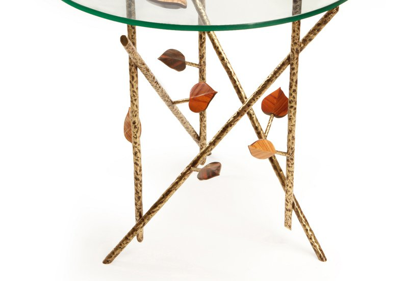 Tree branches side table insidherland treniq 4