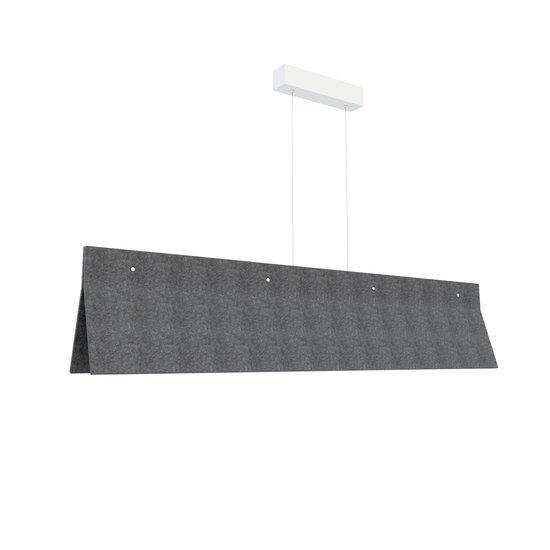 Acoustic line 140 led pendant design by gronlund treniq 2 1574408764408
