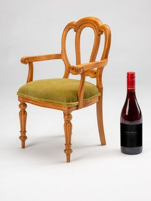 The-Vintage-Childs-Carver-Chair.-_Rhubarb-Chairs_Treniq_0