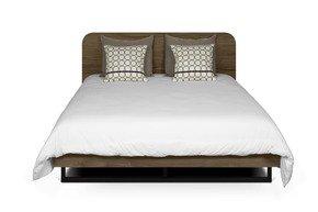 Mara-Bed-180-Rounded-Headboard-In-Walnut/Black-Legs-(W/Slats)_Tema-Home_Treniq_0
