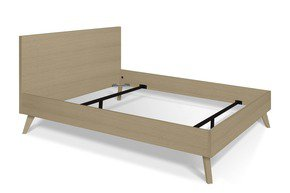 Mara-Bed-180-Rectangular-Headboard-In-Light-Oak/-Wood-Legs_Tema-Home_Treniq_0