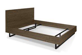 Mara-Bed-180-Rectangular-Headboard-In-Walnut/Black-Legs_Tema-Home_Treniq_0