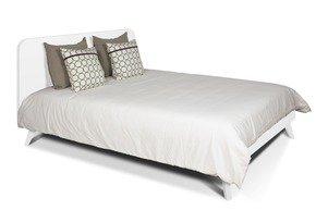 Mara-Bed-180-Rounded-Headboard-In-White/Wood-Legs_Tema-Home_Treniq_0