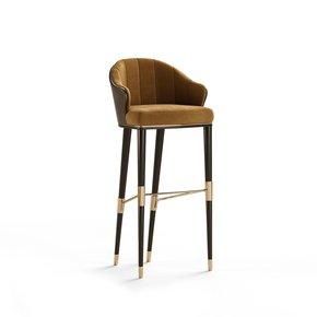 Ellis Bar Chair (Com)